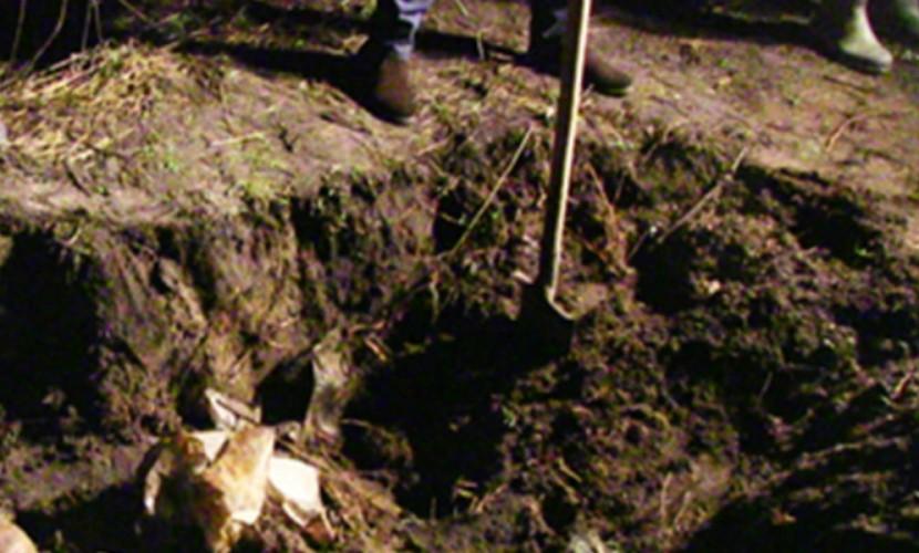 Мужчина зверски убил и закопал молодую любовницу на пустыре под Кировом