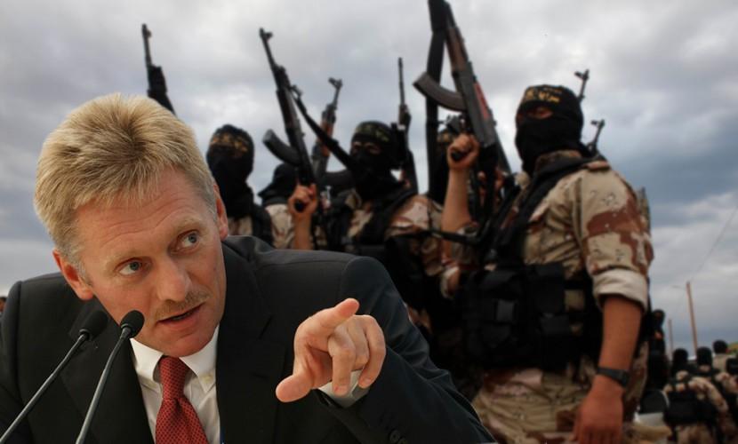 Кремль ответил на угрозы ИГИЛ начать джихад против России