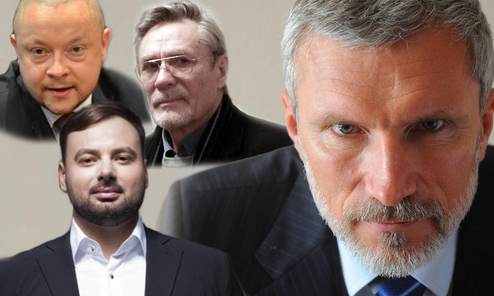 Справороссы обратились в Верховный суд для удаления перебежчиков из списка «Родины»