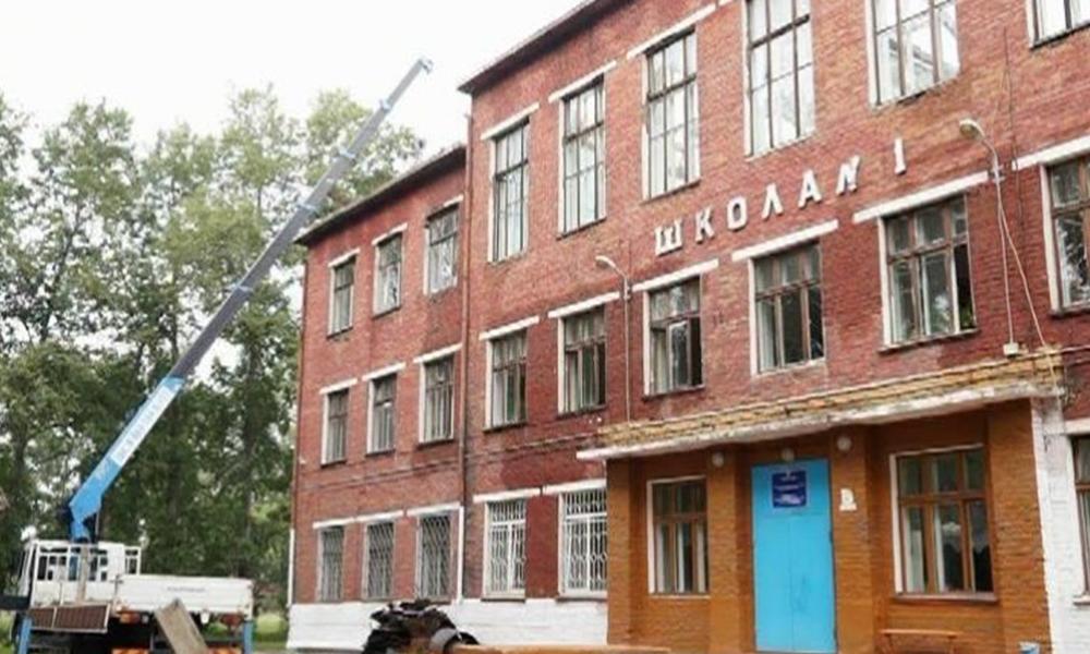 Иркутские дети остались без школы по вине строителей