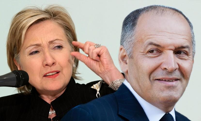 Самым большим донором Фонда Клинтон стал украинский олигарх Виктор Пинчук
