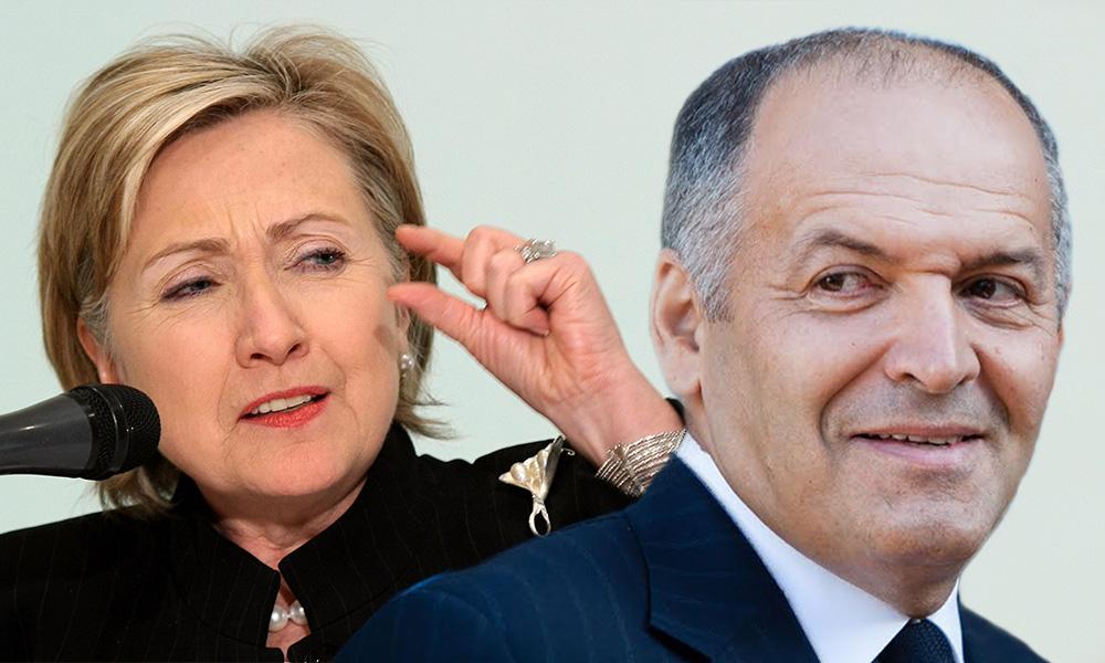Крупнейшим иностранным спонсором Хиллари Клинтон оказался олигарх из Украины