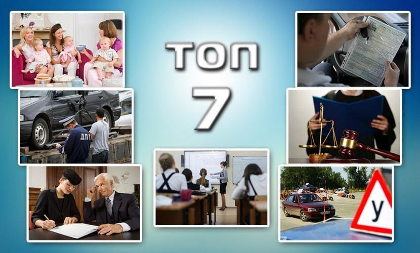 Топ-7 законов, которые с 1 сентября облегчат жизнь российским студентам и мамам