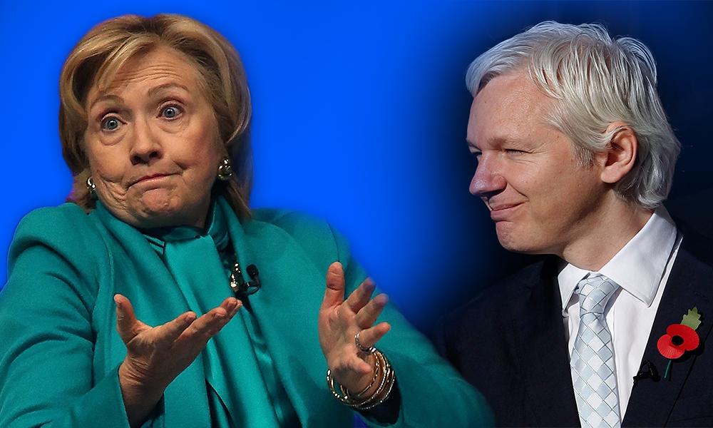 WikiLeaks раскрыл подробности антироссийской стратегии Хиллари Клинтон