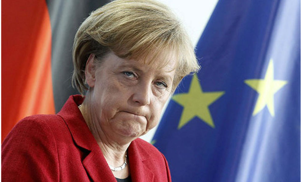 Меркель взяла на себя всю вину за провал на выборах