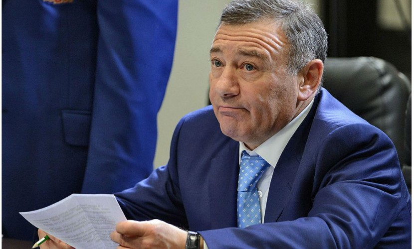 Аркадий Ротенберг создал новейшую «финансово-газовую» компанию