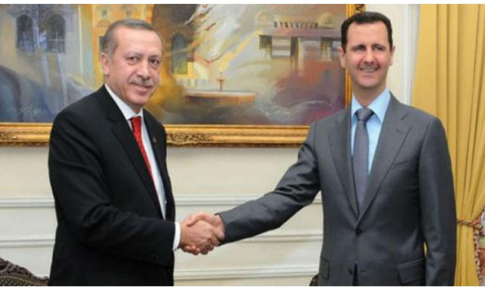 Эрдоган взял курс на восстановление отношений с Асадом