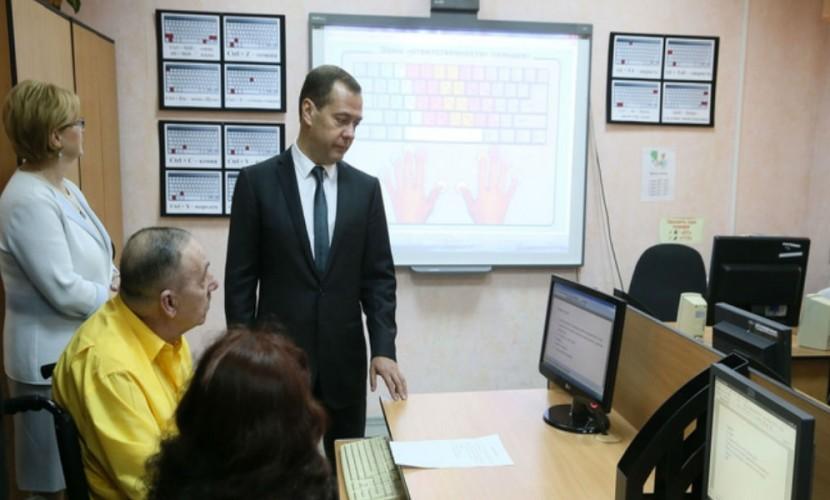 Запоследние два-три года пенсия подросла в15 раз— Медведев