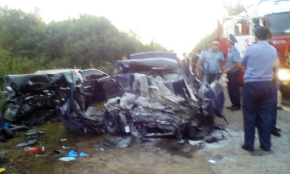 Пять человек погибли в автокатастрофе в Ивановской области
