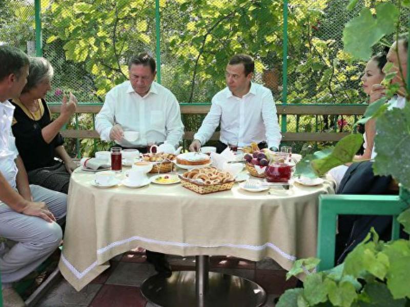 Медведев напугал аграриев угрозой национальной безопасности