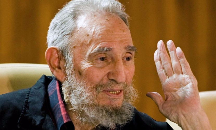 В свой юбилей Фидель Кастро объявил Россию великой державой с народом большого мужества