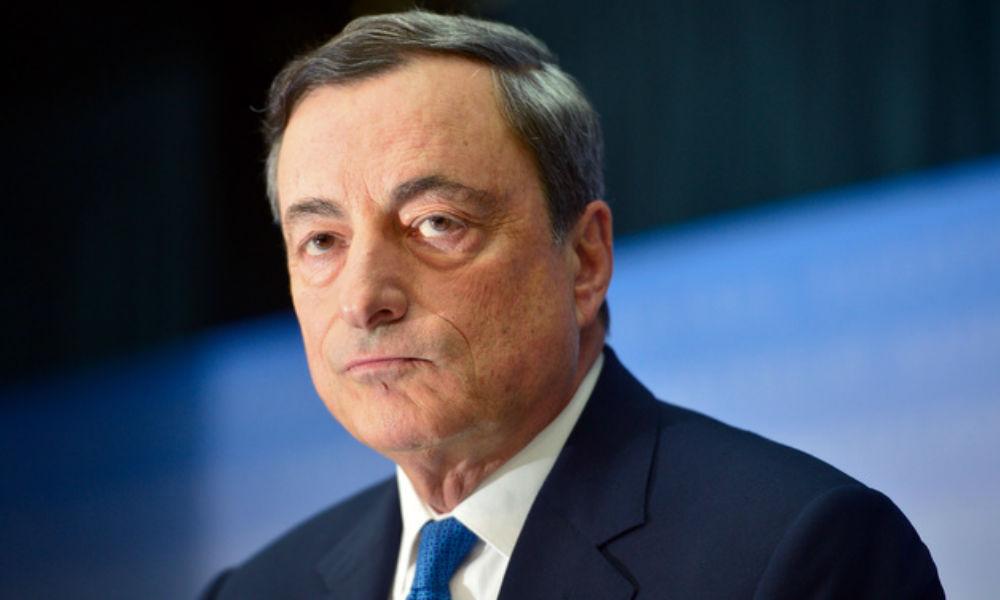 Руководители МВФ отругали главу ЕЦБ Драги за отрицательные ставки по кредитам