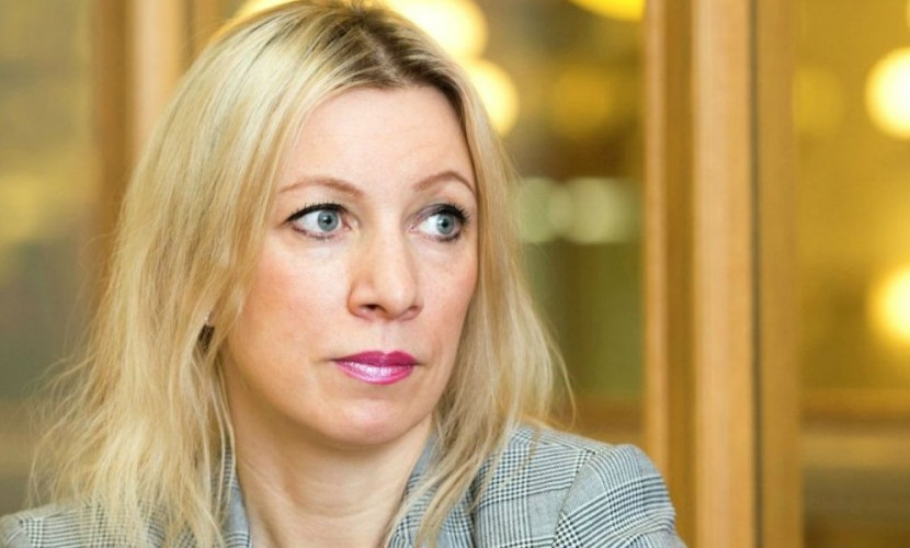 Захарова ответила Климкину наидею ввести визы сРоссией