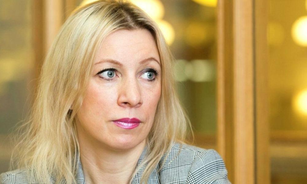 Захарова предложила Климкину перед введением визового режима посчитать количество украинских гастарбайтеров в России