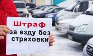 В МВД передумали штрафовать каждый день водителей без ОСАГО