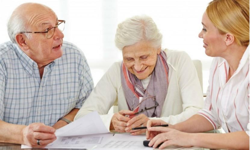 Индексацию смогут провести потребованию пожилых людей