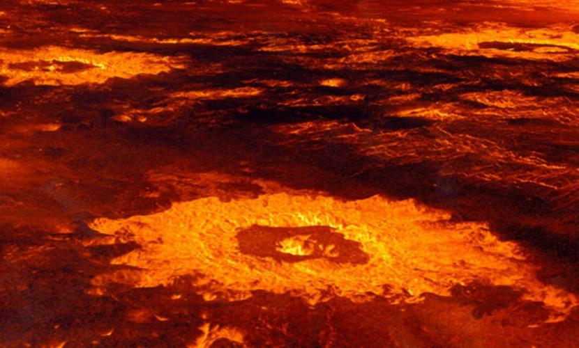Ученые назвали Венеру первым обитаемым миром Солнечной системы