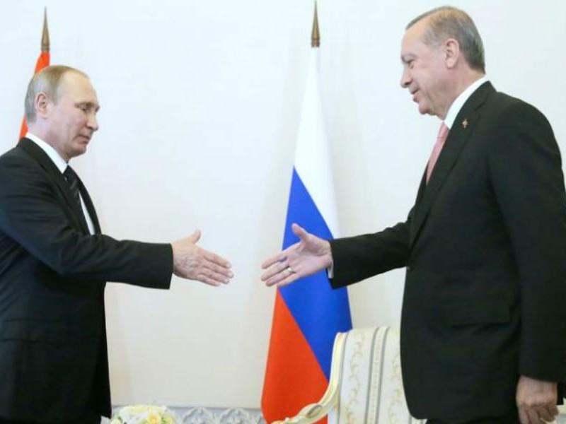 Эрдоган заявил о разморозке проектов по строительству АЭС