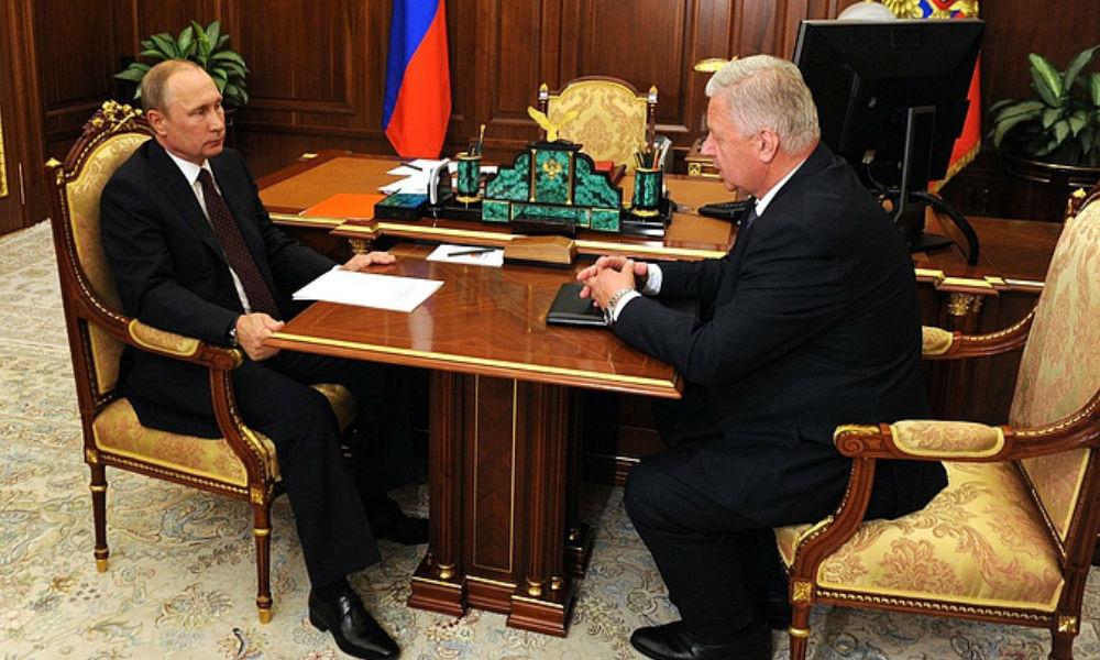 Путин назвал обоснованным предложение узаконить приоритет выплаты зарплат над налогами и взносами