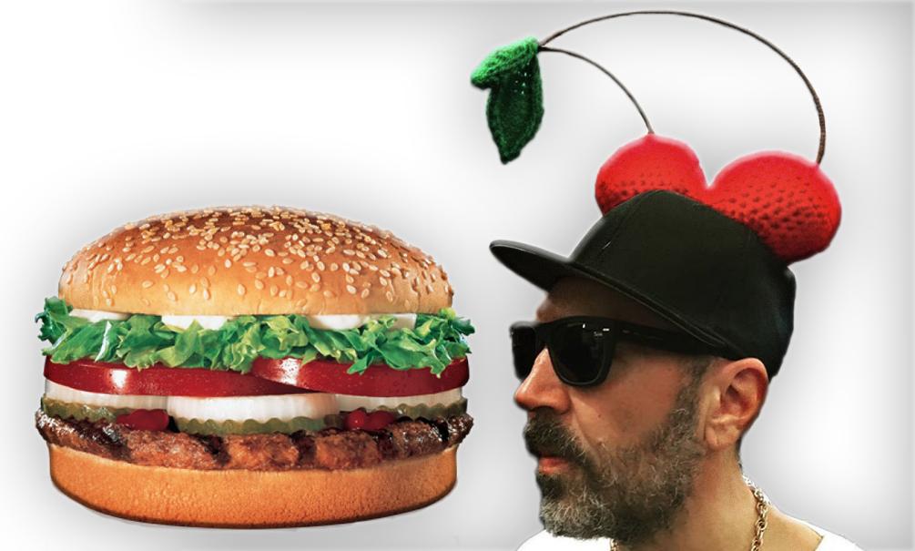 Burger King обозлился и решил подать в суд на Сергея Шнурова за обидный стишок про икоту