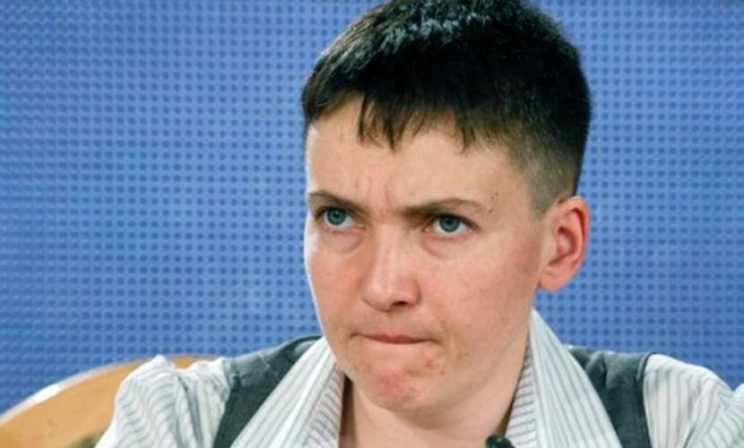 Савченко объявила новую голодовку - против бездействия властей Украины