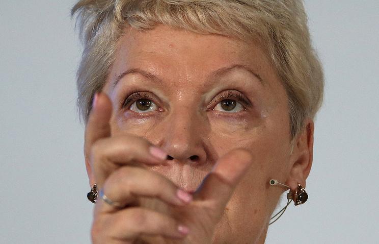 Руководитель Минобрнауки порекомендовала родителям ограничивать доступ винтернет для детей