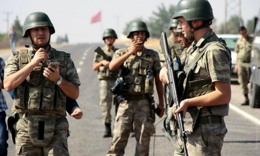 Армия Турции начала зачистку от ИГИЛ приграничного сирийского города Джараблус