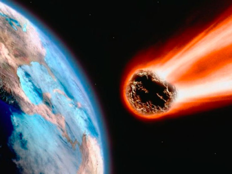 Опасный астероид размером с МГУ пролетел рядом с Землей, - ученые