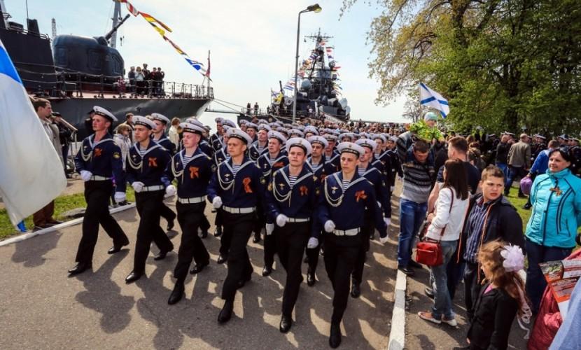 Хулиганы-военные отметили День ВМФ попыткой изнасилования женщины и избиением врача в Балтийске