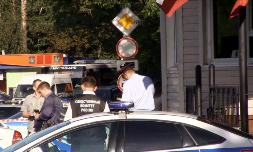 Напавший на пост ДПС в Балашихе уроженец Чечни хотел навсегда уехать в Германию, - Reuters