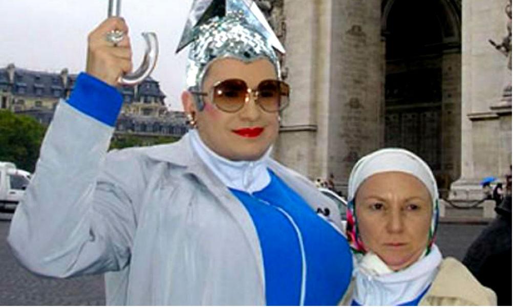 «Мать» Верки Сердючки и ее 18-летнюю дочь жестоко избили на Сорочинской ярмарке