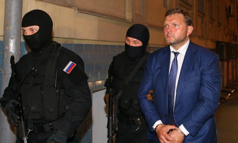 Юрист Никиты Белых: Обаресте имущества мыузнали изСМИ