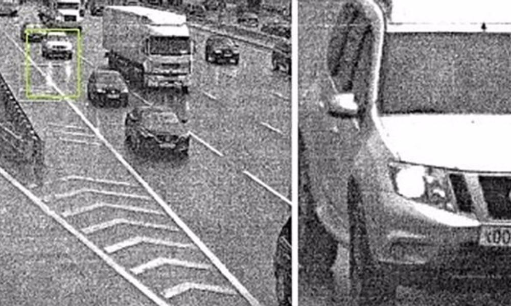 Московскому водителю выписали штраф на 1500 рублей за блик фар его автомобиля на обочине