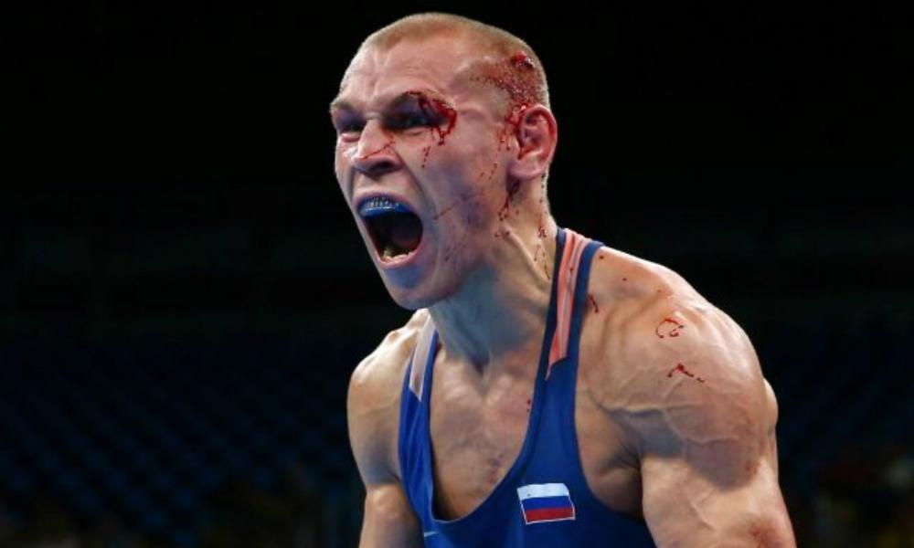 Травмированный боксер Никитин досрочно покинул Игры в Рио с бронзовой медалью