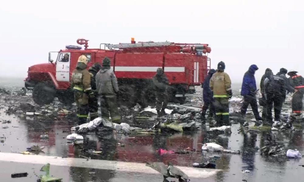 Пилот разбившегося в Ростове «Боинга» FlyDubai мог действовать преднамеренно, - следствие
