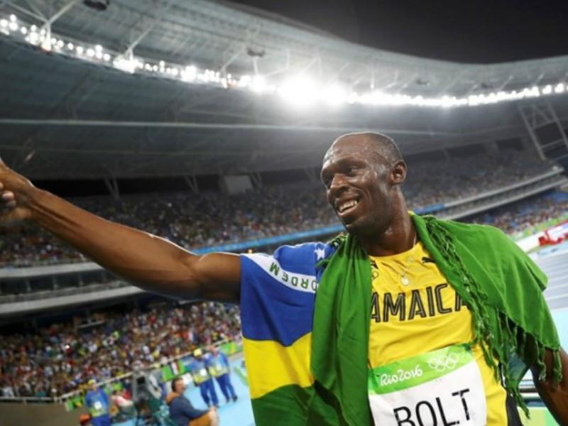 «Величайший» восьмикратный олимпийский чемпион Усэйн Болт сравнил себя с Пеле и Мохаммедом Али
