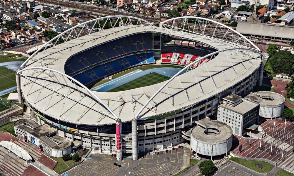 Олимпийский стадион Жоао Авеланжа.