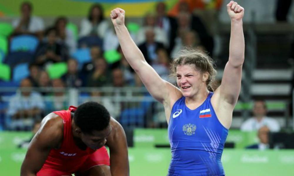 Россиянка Букина на последних секундах вырвала победу в схватке за «бронзу» Олимпиады-2016