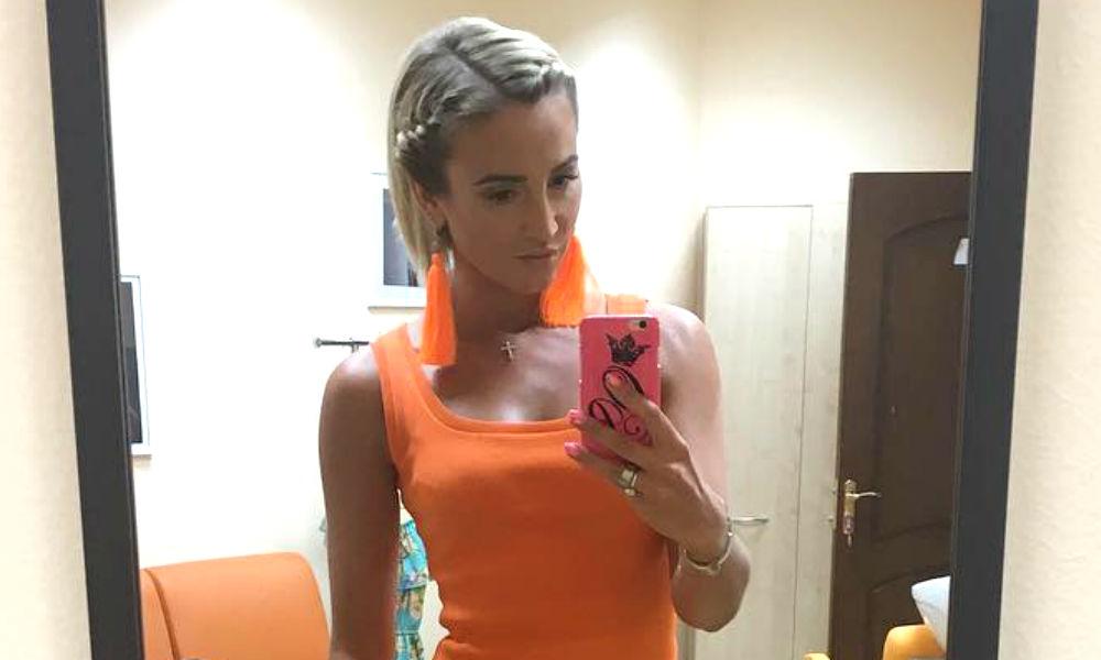 Загорелую красотку Ольгу Бузову в оранжевом «ужасе» жестоко раскритиковали поклонники