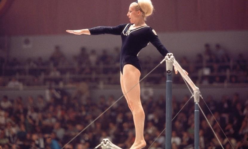 Скончалась легендарная чешская гимнастка