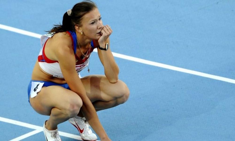 МОК лишил Россию золота на ОИ-2008 из-за положительных допинг-проб бегуньи Чермошанской
