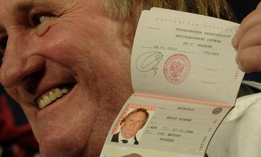 «Новый россиянин» Депардье заявил о намерении проголосовать на выборах 18 сентября