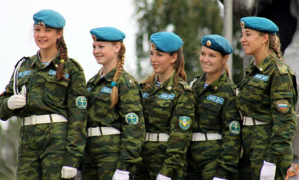 Ученые: Служба в армии приводит женщин к алкоголизму и депрессии