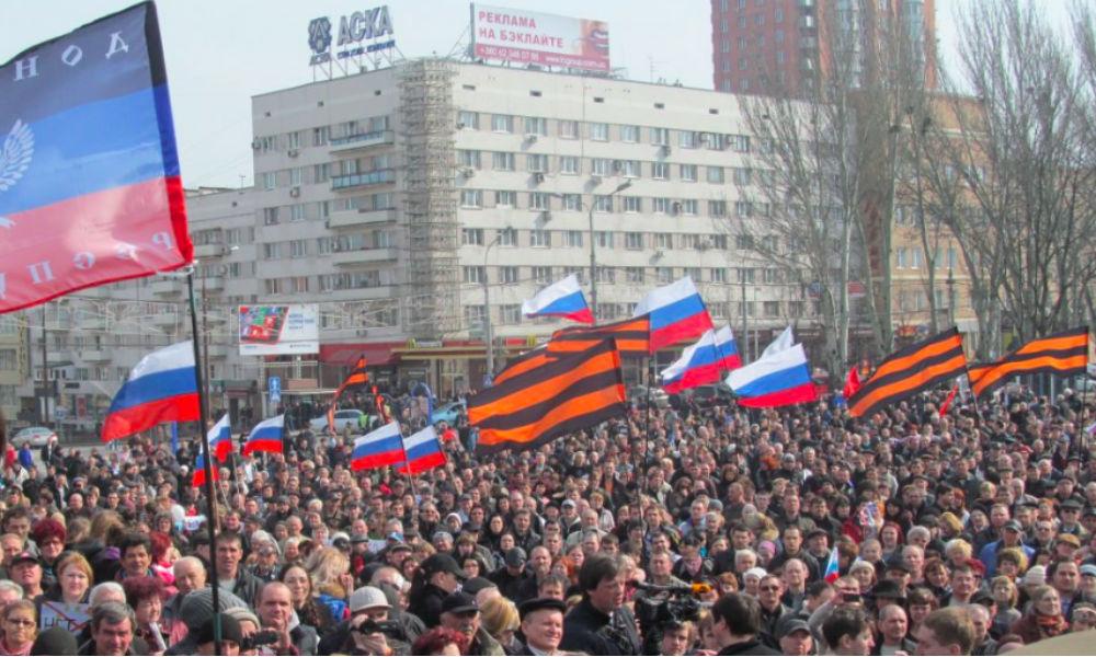Присоединение Донбасса к России является единственным выходом из украинского тупика, - The Telegraph