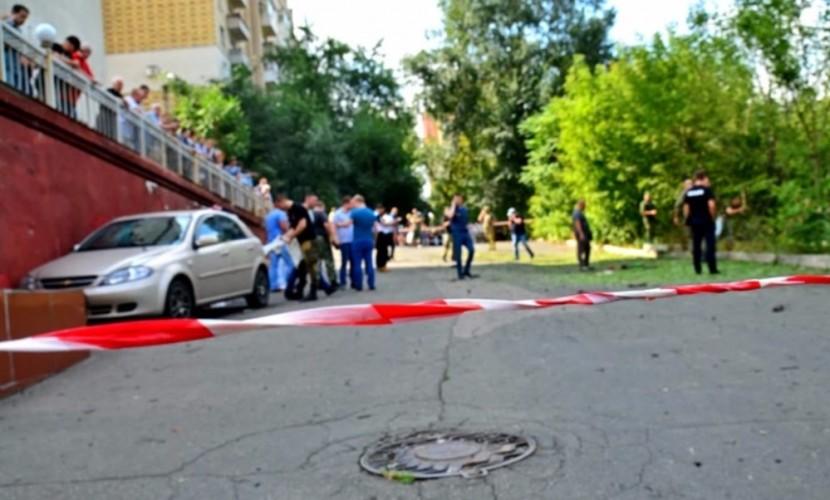 У дома легендарного полевого командира и вице-премьера ДНР прогремел мощный взрыв