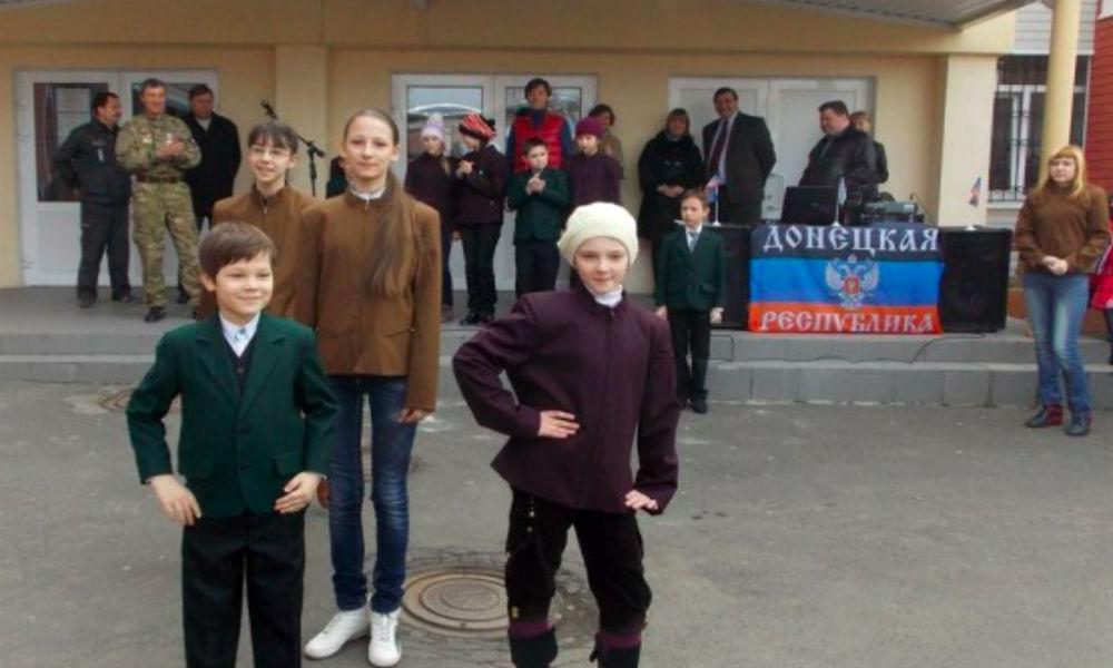 Россия призвала «полностью и бессрочно» прекратить огонь в Донбассе к началу учебного года