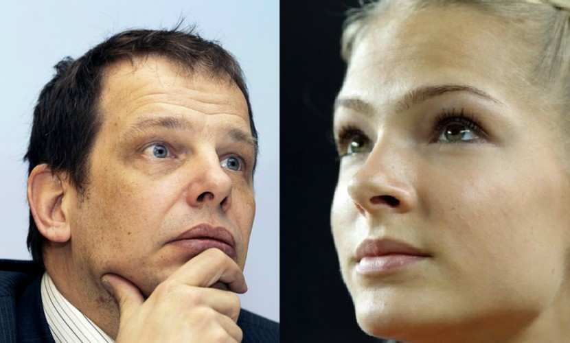 Главный «разоблачитель» российских атлетов Зеппельт сообщил о следах ДНК двух человек в пробе Клишиной