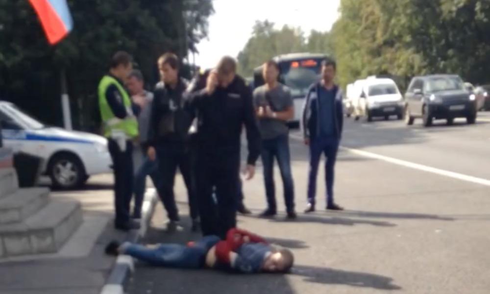 Напавшие на пост ДПС в подмосковной Балашихе вооруженные преступники были убиты