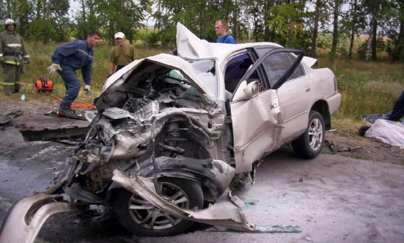 ВДТП вТамбовской области погибли 5 человек, еще двое пострадали