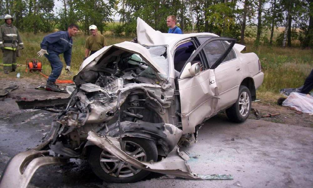 Четверо взрослых и 4-летний ребенок погибли в ДТП на трассе под Тамбовом